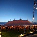 Nauticus Marina, perfect Cape Cod wedding reception site for tents